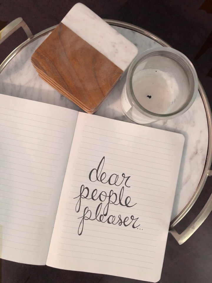 Dear People Pleaser